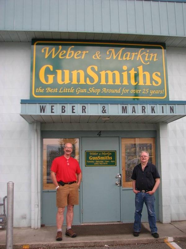 Weber-Markin-gunsmithing