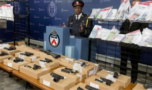 Trudeau government must tighten gun laws