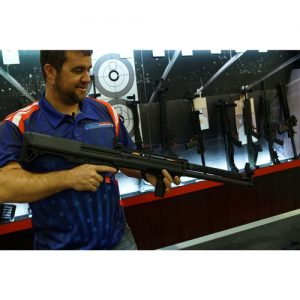 Kel-Tec's New 40+1 Capacity KSG 12-Gauge – Shot Show 2017