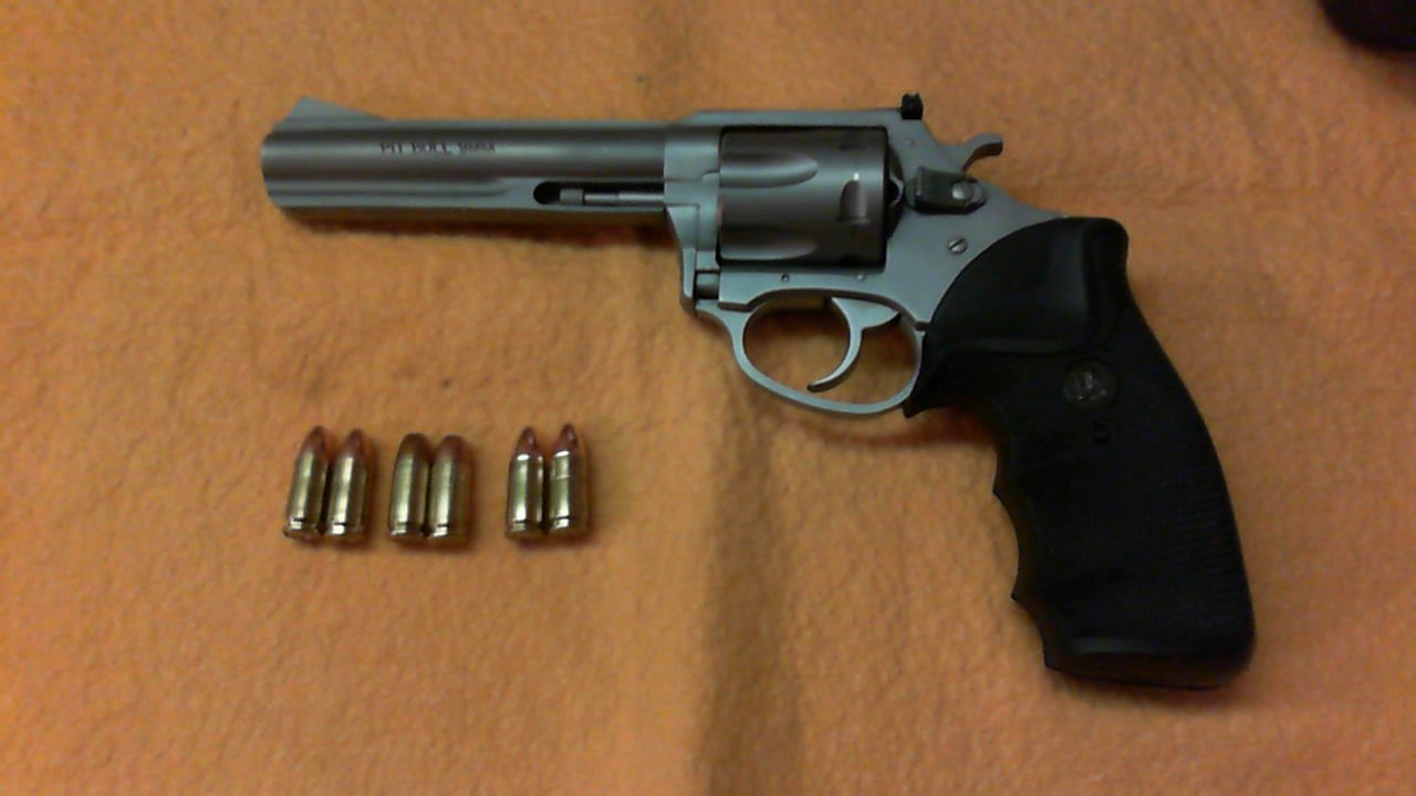 Member Review: Charter Arms 9mm PitBull - Big Red's Firearms