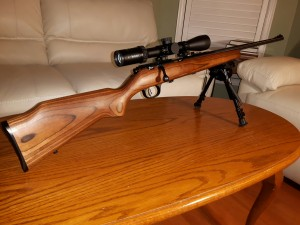 Member Review:  Marlin XT 22LR Rifle with Scope