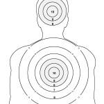iTarget Pro Quickdraw Target