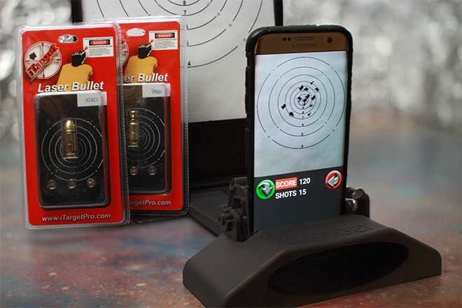Review Itarget Pro Home Firearm Training Big Red S Firearms