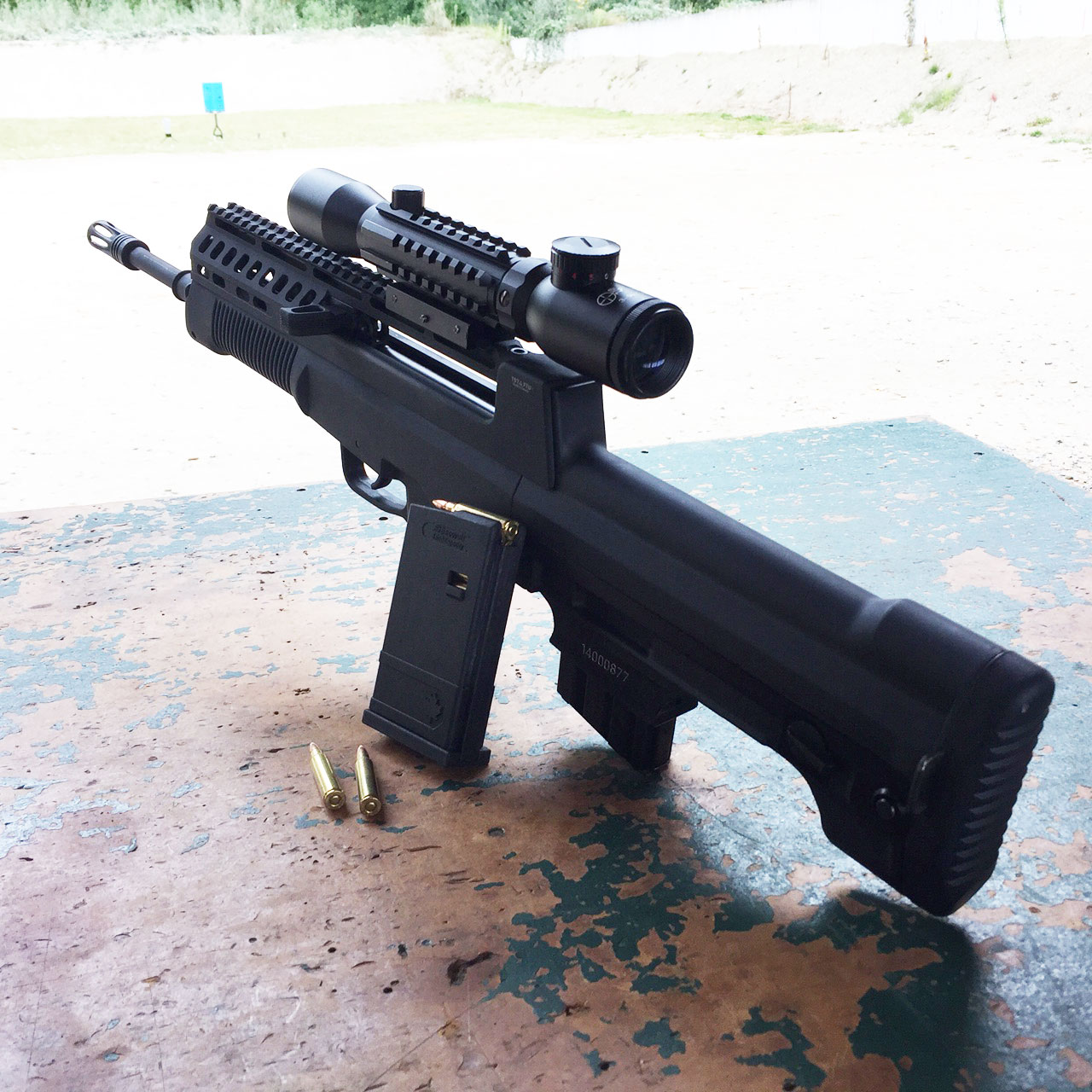 Takedown Video:  Norinco Type 97 NSR-FTU